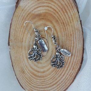 Fairy Tale Jewelry Jewelry - Believe ~ Imagine - dangle earrings